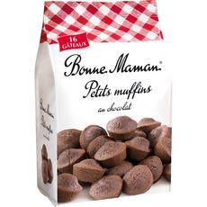 Bonne Maman petit muffin chocolat 235g