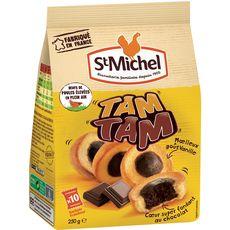 St Michel tam-tam coeur fondant chocolat 250g