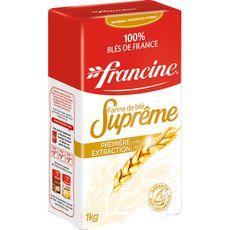 Francine farine de blé suprême 1kg
