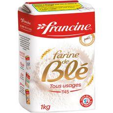 Francine farine de blé 1kg