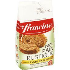 FRANCINE Francine farine pour pain rustique 900g