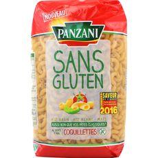 PANZANI Panzani coquillettes sans gluten 400g