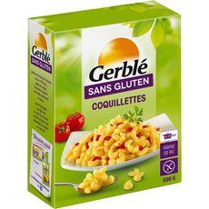 GERBLE Gerble coquillettes sans gluten 500g