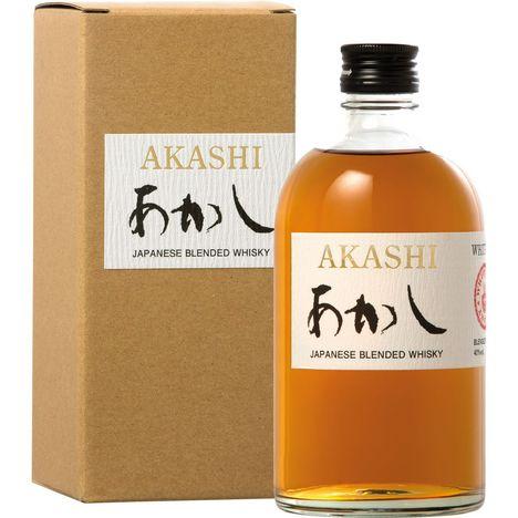 AKASHI Whisky japonais blended 40%