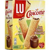 LU craquinette pocket chocolat noisette x6 -216g
