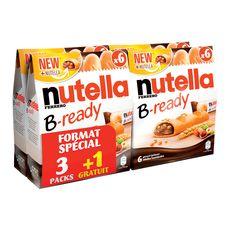 NUTELLA Nutella b-ready x24 -530g