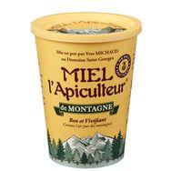L'Apiculteur miel de montagne crémeux pot en carton 1kg