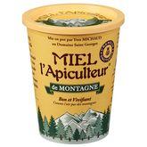 MIEL l'Apiculteur miel de fleurs de montagne pot carton 500g