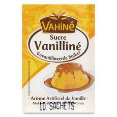 Vahiné sucre vanilline  sachet x10 -75g