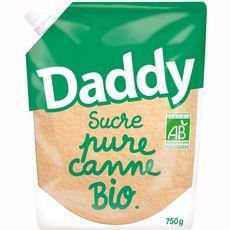 Daddy bio sucre pure canne 750g