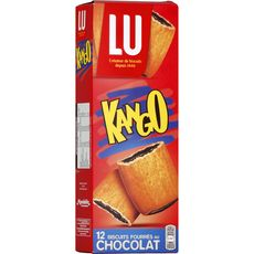 Lu hello kango chocolat x12 -225g