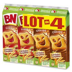 BN BN lot de BN 16 fraise et BN 16 choco 2x295g