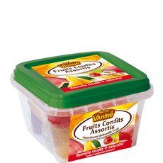 Vahiné fruits confits assortis 150g