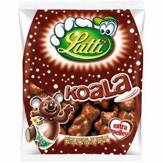 LUTTI Koala guimauve chocolat lait arôme vanille 185g