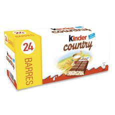 KINDER Kinder country x24 -564g