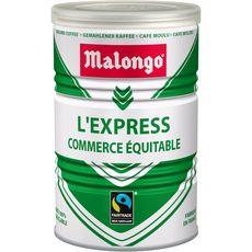 MALONGO Café moulu pur Arabica 250g