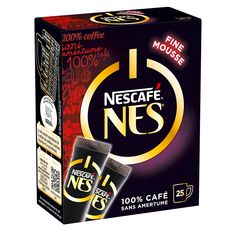 Nescafé nes sticks x25 -50g