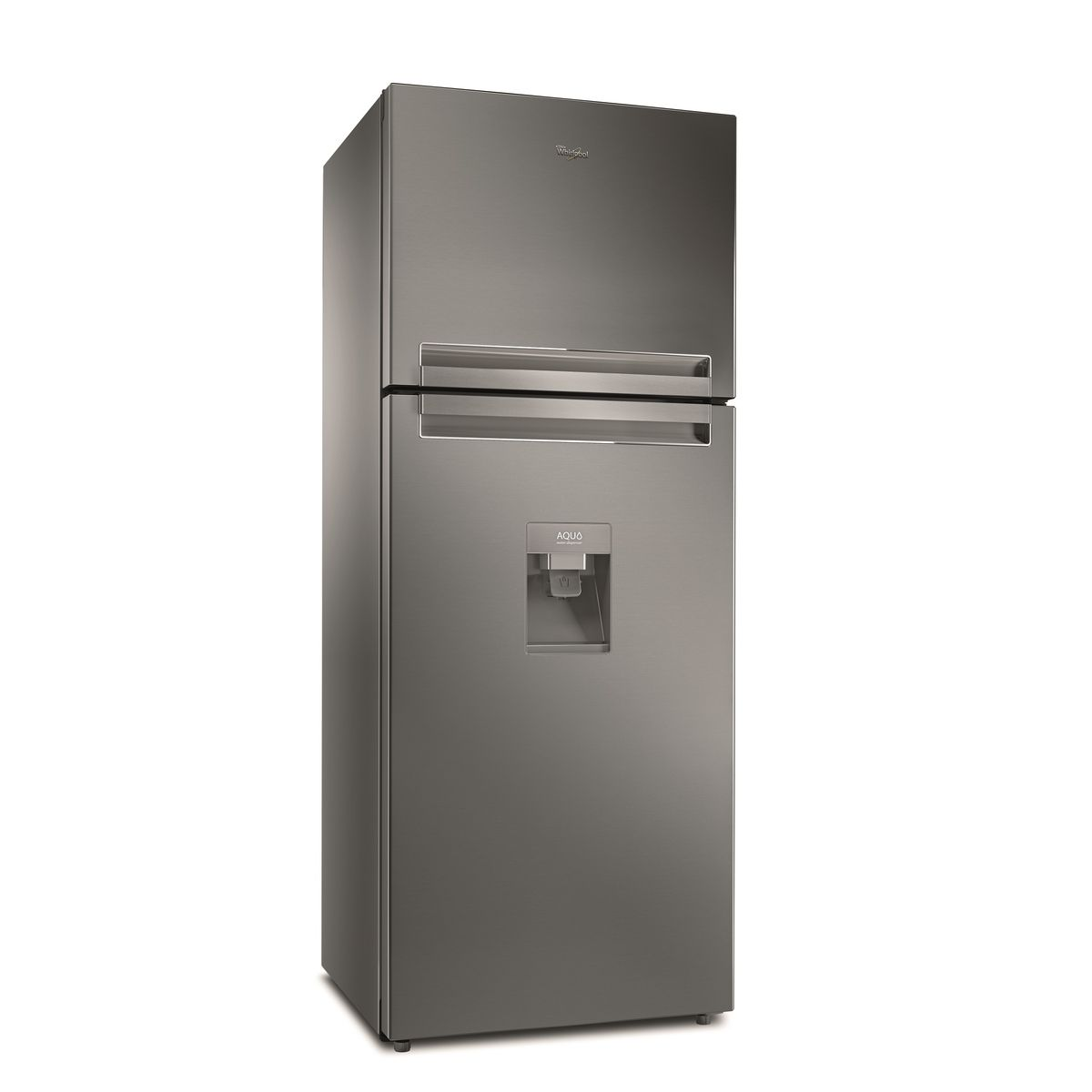 Réfrigérateur 2 portes TTNF8111OXAQUA, 422 L, Froid No frost