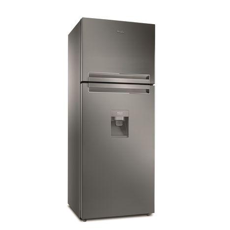WHIRLPOOL Réfrigérateur 2 portes TTNF8111OXAQUA, 422 L, Froid No frost