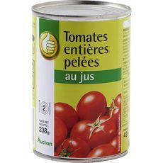POUCE Pouce tomates entières pelées 238g