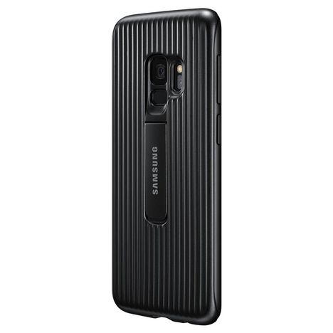 SAMSUNG Coque renforcée pour Galaxy S9 - Noir