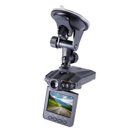 SELECLINE Dvr228 - Caméra pour voiture - Ecran LCD - Slot carte SD 32 Gb - Affichage date et heure