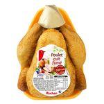 Auchan poulet fumé volaille française 1,25kg