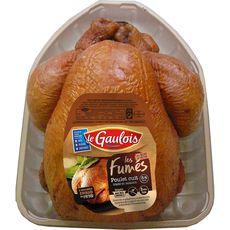 LE GAULOIS Le Gaulois poulet cuit fumé 1kg 1kg