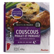 Auchan couscous 1kg