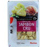 Auchan tortellini jambon cru 250g