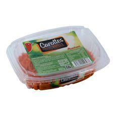 Auchan carottes râpées 300g