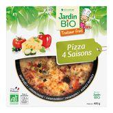 Jardin Bio pizza 4 saisons bio -400g
