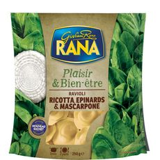 Rana Ravioli ricotta et épinards 250g