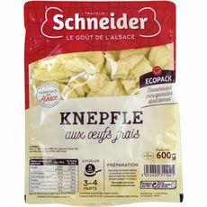 SCHNEIDER Knepfle aux oeufs frais 3-4 portions 600g