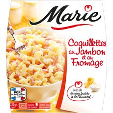 Marie coquillette jambon fromage 280g
