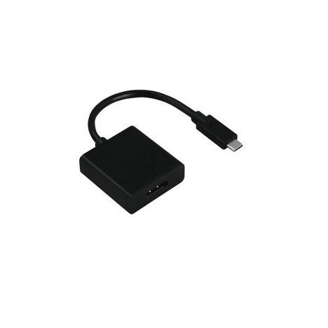 HAMA Adaptateur USB-C pour HDMI, Ultra HD