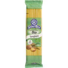 GRAND'MERE Spaghettis aux œufs bio 250g