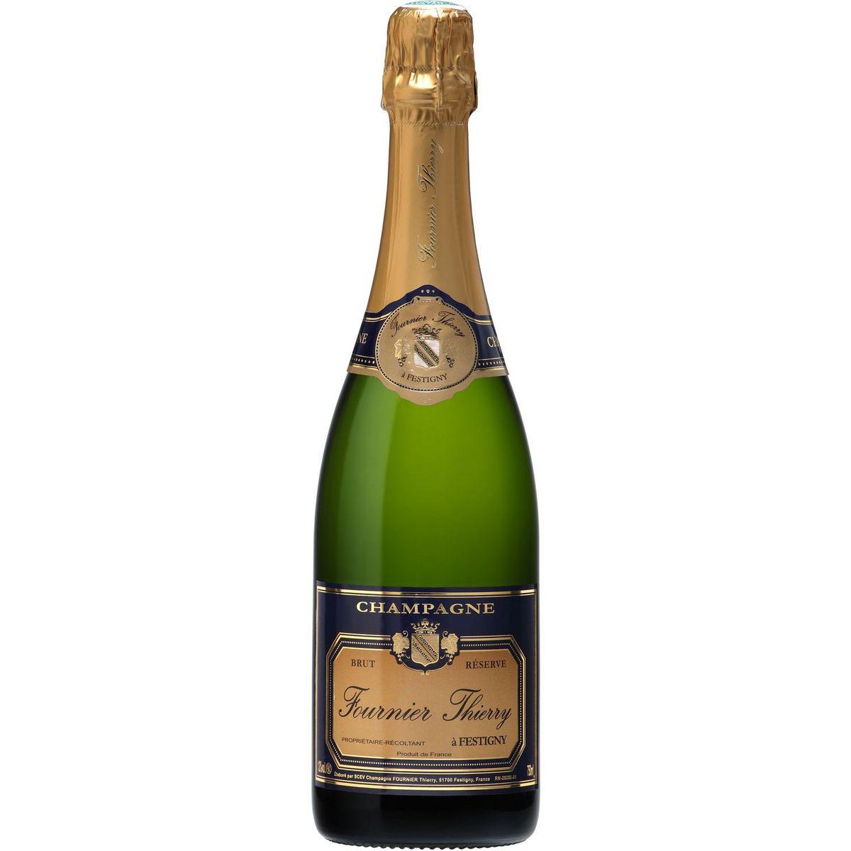 AOP Champagne brut réserve