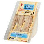 Auchan triple thon oeuf mayonnaise 230g