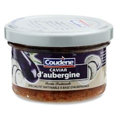 COUDENE Coudène caviar d'aubergine 90g