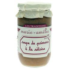 Marie Amélie Soupe de poisson sétoise 780g