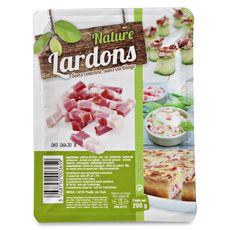 lardons nature 200g