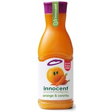 Innocent jus d'orange et carotte 90cl