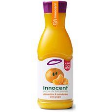 Innocent INNOCENT Innocent Pur jus de mandarines et clémentines avec pulpe 90cl