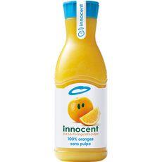 Innocent jus d'orange sans pulpe 90cl