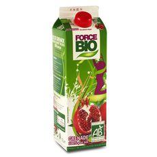 Force Bio pur jus de grenade frais 1l