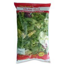 Salade mêlée 400g