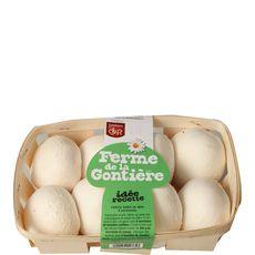 SAVEUR EN OR Saveur en Or Champignons blancs à farcir 500g 500g