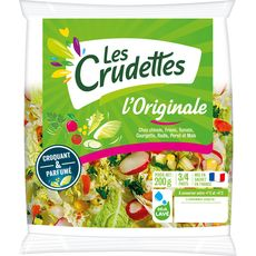 Les Crudettes salade l'originale 200g