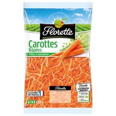 Florette carottes râpées 250g
